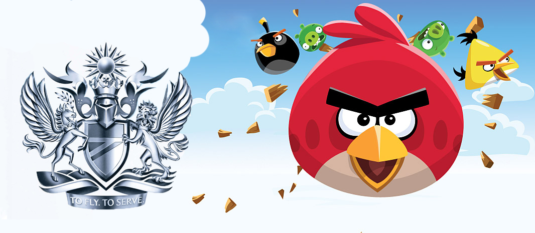Angry Birds Fly Late With British Airways