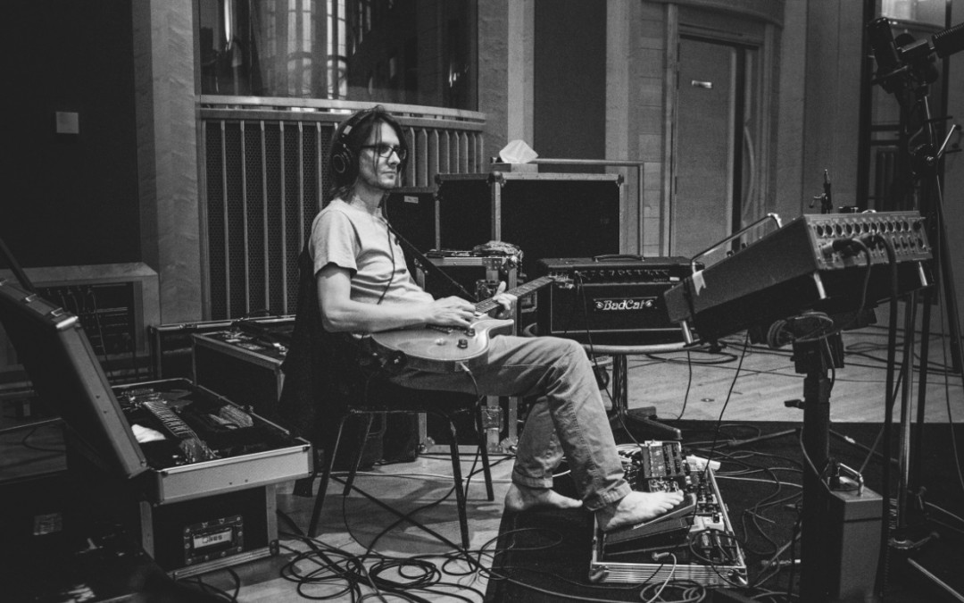 Steven Wilson and the making of 'Hand. Cannot. Erase'