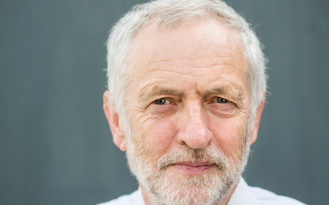 Why Jeremy Corbyn? Why not?