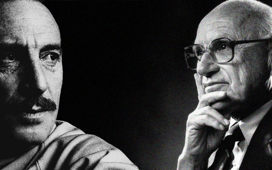 Stupid or evil?  The moral failure of neoliberalism and Milton Friedman