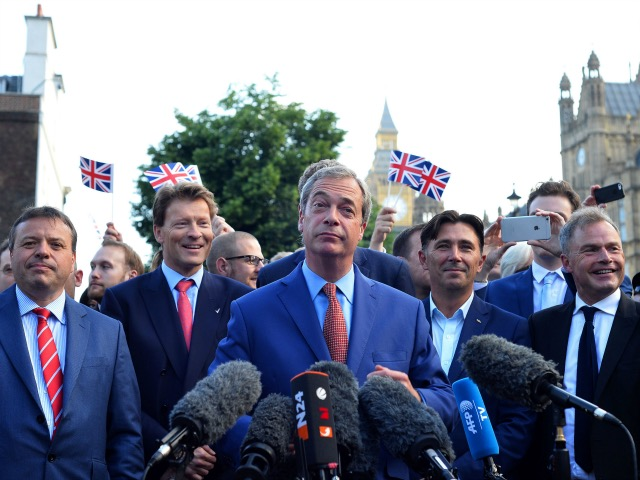 Brexit is the betrayal of Britain